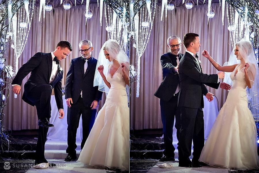 Crystal Plaza Wedding Ceremony
