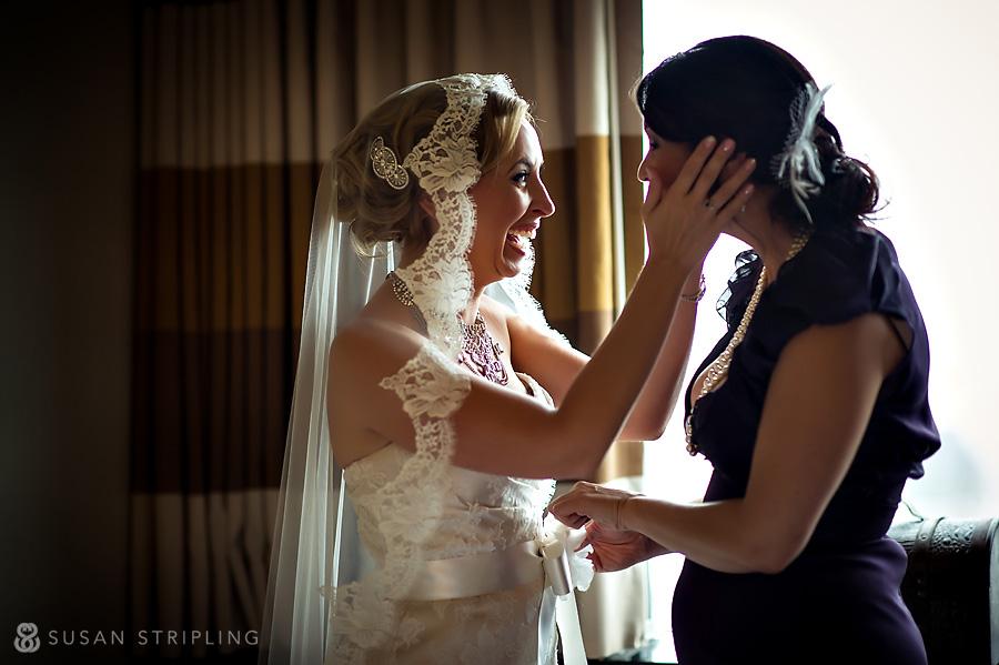 Hilton Hotel Jersey City Wedding
