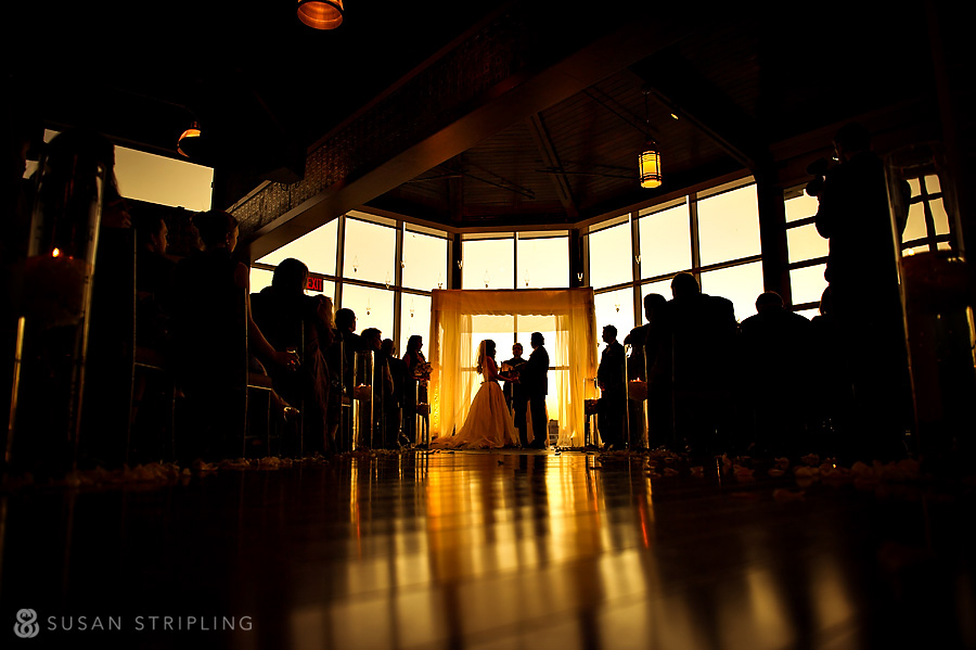 Wedding Pictures at the Lighthouse at Chelsea Piers