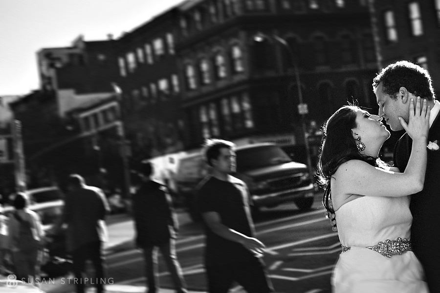Bowery Wedding