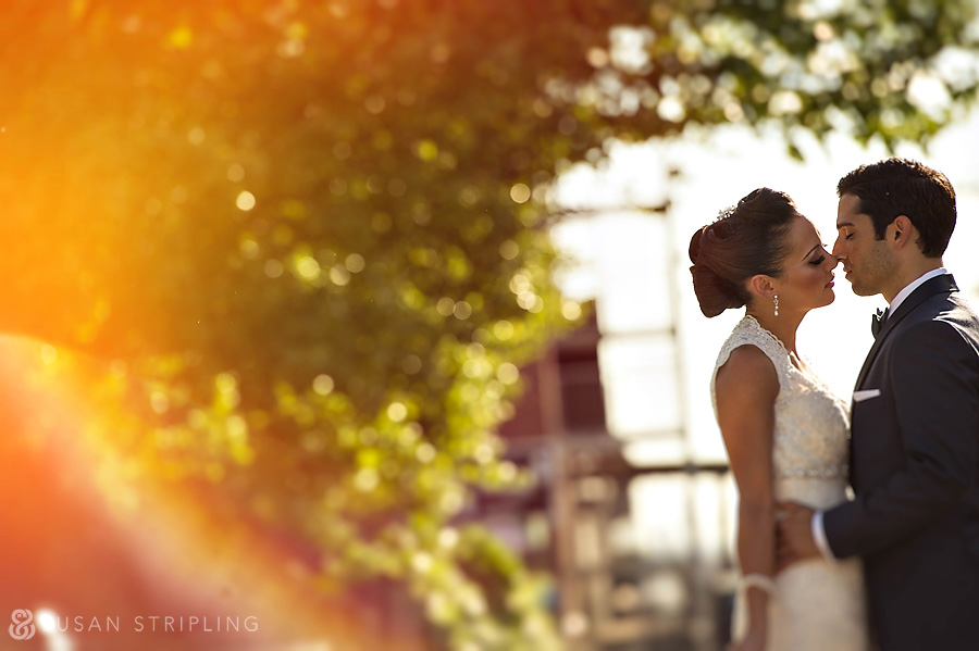 Wedding Photographs at Liberty Warehouse