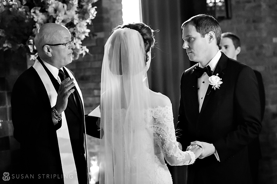 Wedding Ceremony at the Bowery Hotel