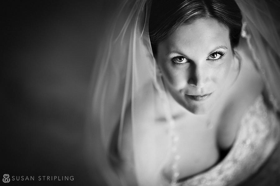 Bride at Cornell University