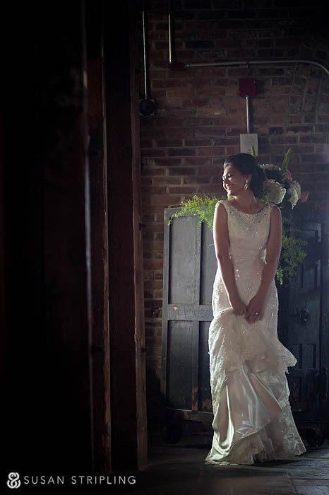 Liberty Warehouse Bride