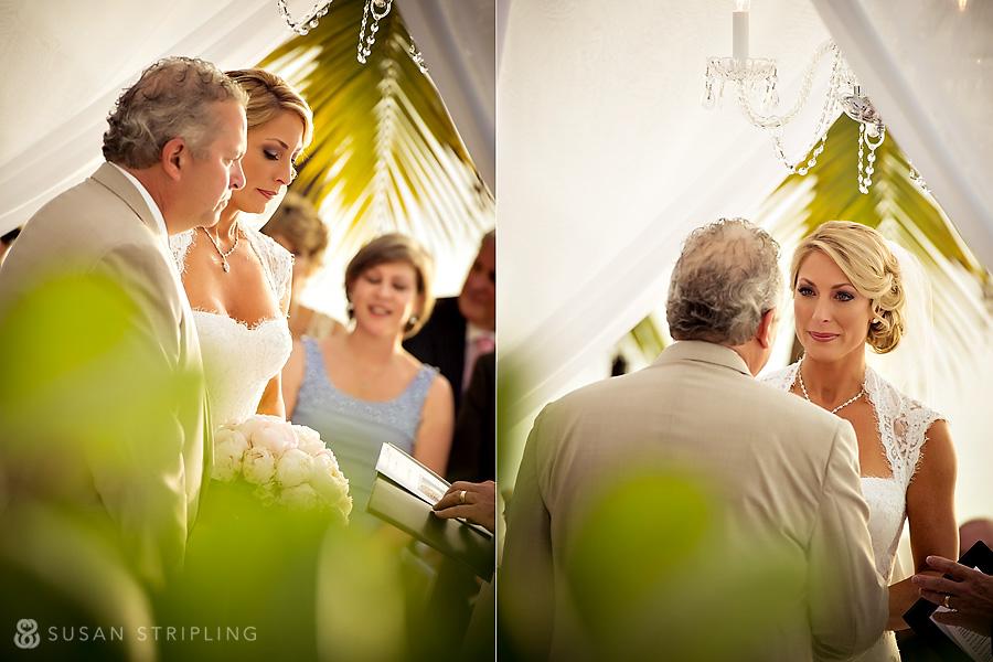 Little Palm Island Wedding Ceremony