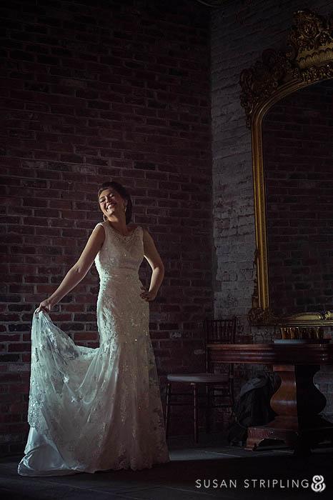 Wedding at Liberty Warehouse