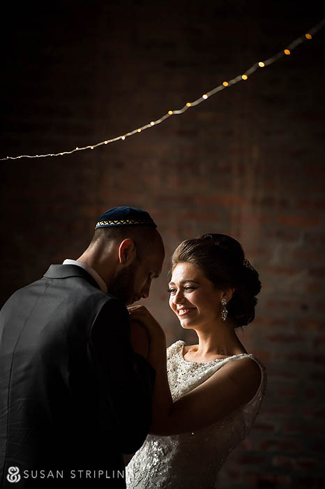 Wedding Photos at Liberty Warehouse