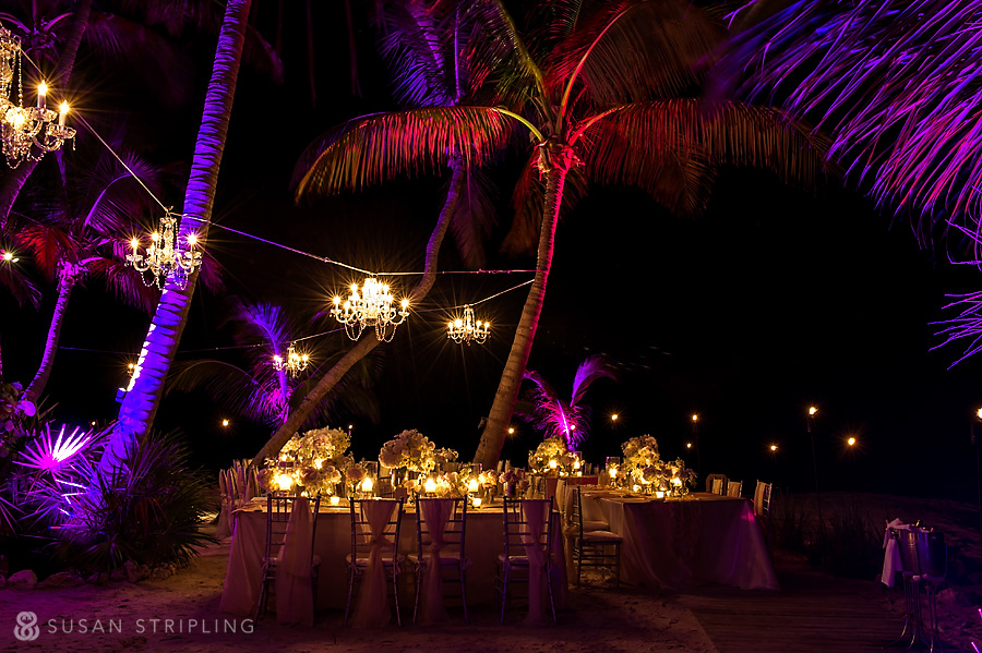 Outdoor Wedding at Little Palm Island