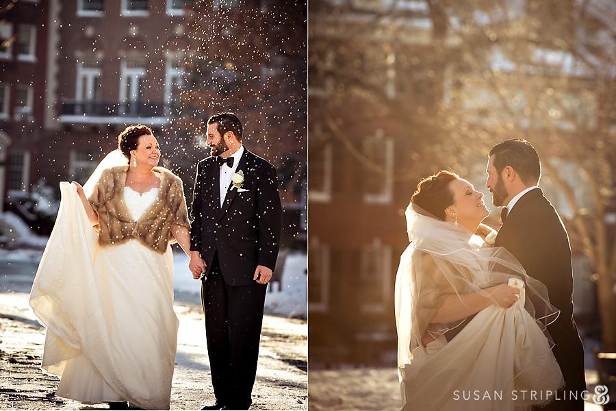Wedding Pics at Front and Palmer