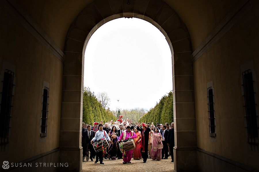 Wedding Photographer at Oheka Castle