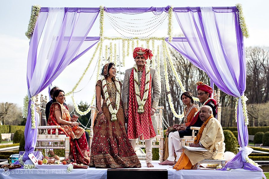 Indian Wedding at Oheka Castle