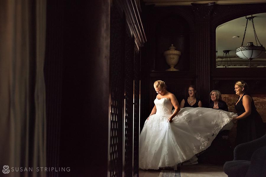 Grand Historic Venue Wedding