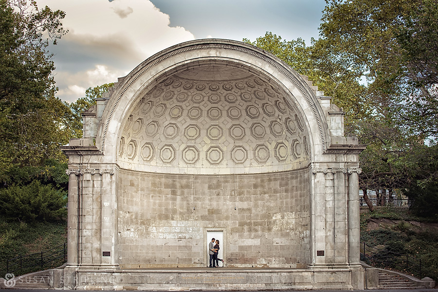 Engagement Photographer in Central Park