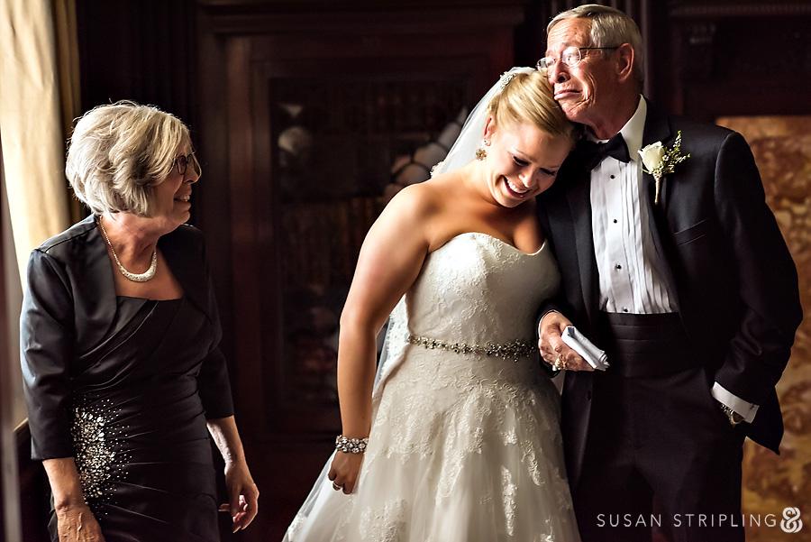 Grand Historic Venue Baltimore Wedding