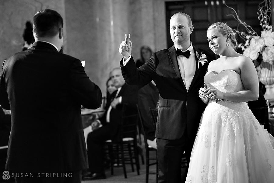Grand Historic Venue Baltimore Wedding Photos