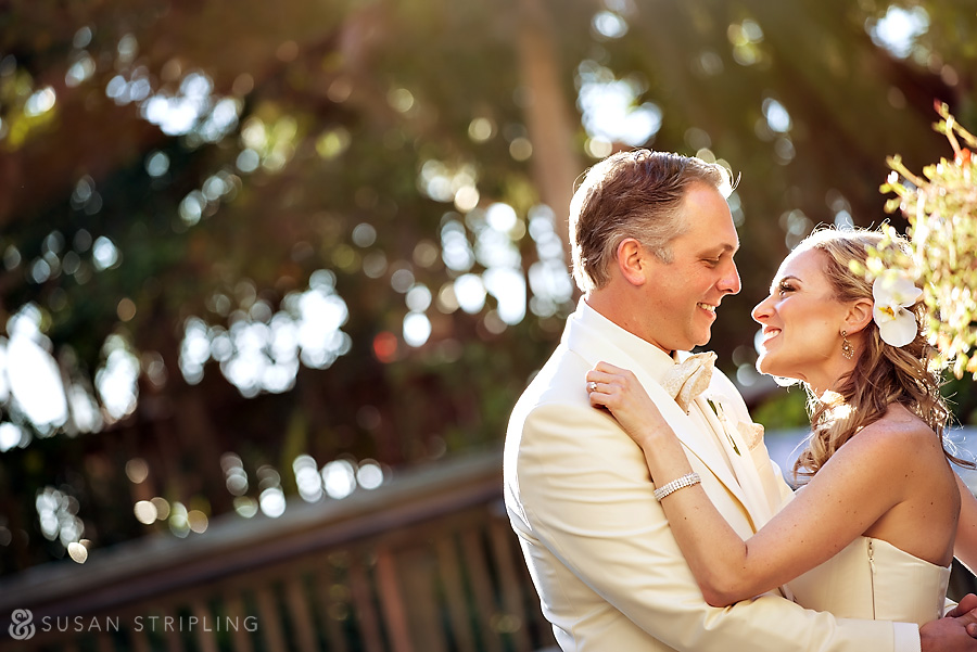 Portraits at a Ritz Carlton Naples wedding