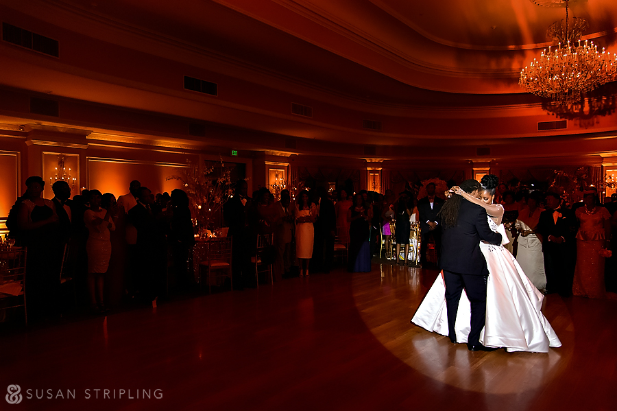 Oheka Castle wedding reception pictures