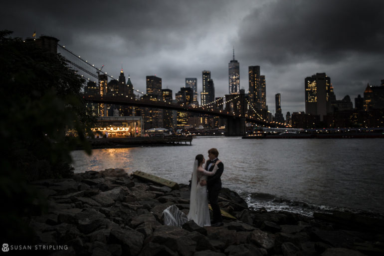 central park elopement photography