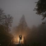 Rainy wedding at Pleasantdale Chateau