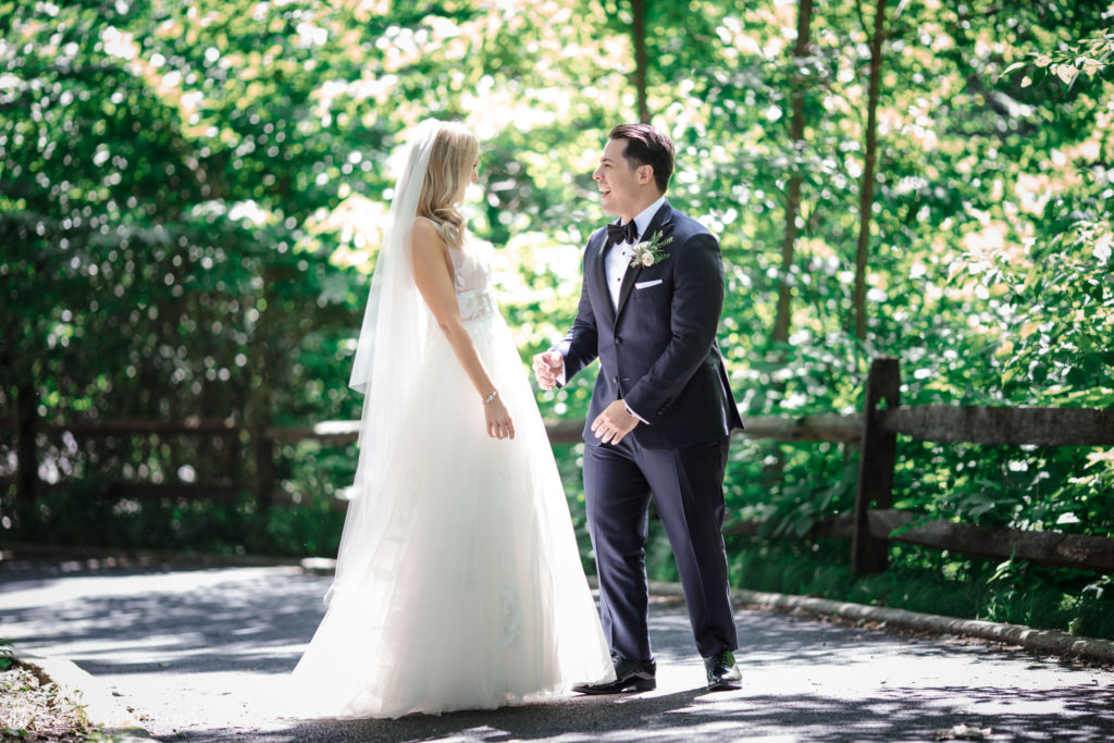 new york botanical gardens wedding pix