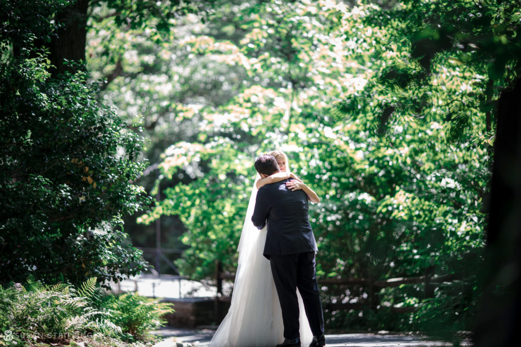 new york botanical gardens wedding photos