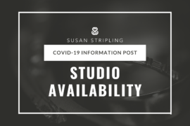 COVID-19 Studio Availability Calendar